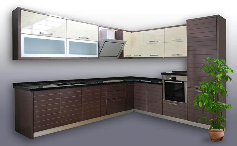 Kuzhine mdf 4 metra lineare e kompletuar Image